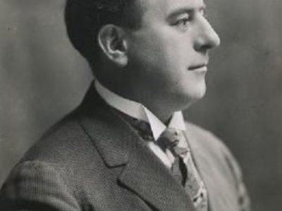Eugene Weiser York Chamber Secretary & Lincoln Highway Consul