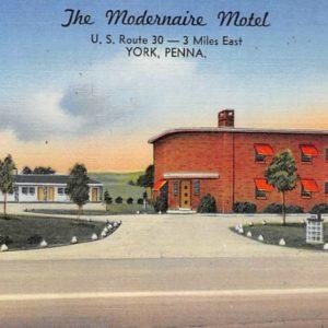 Modernaire Motel