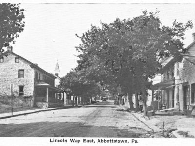 Lincoln Way East Abbottstown